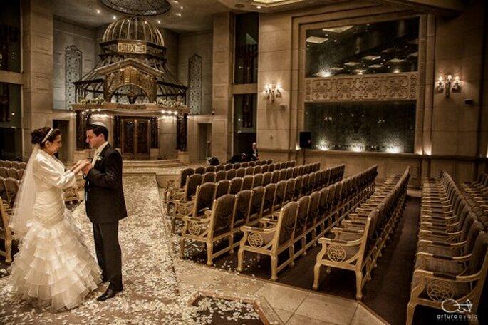 La fotografía profesional es súper importante para el día de tu boda, así que elige al mejor - Foto Arturo Ayala