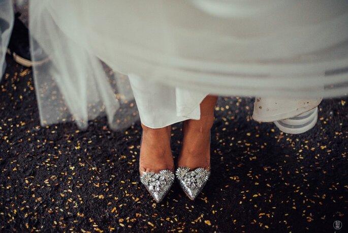 Sapato Schutz. Foto: Old Love