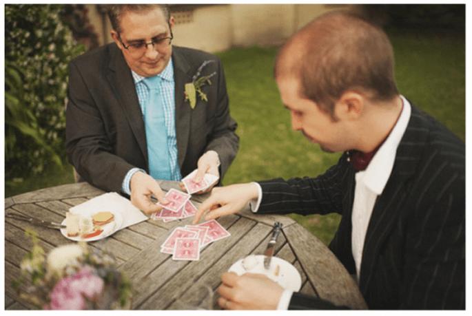 N'oubliez pas un bon jeu de cartes pour les traditionnels - Photo Ed Peers