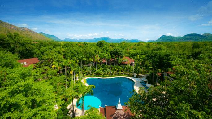 Mida Resort Kanchanaburi.