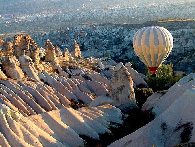 Cappadocia, foto via Pinterest