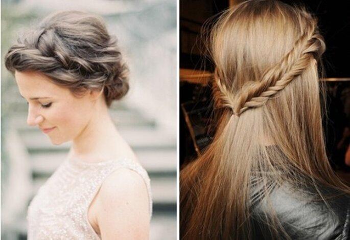 Fontes: Once Wed: Springtime Maidens; Pinterest: Renata Ferraz