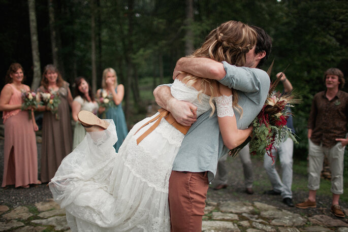 Grace & Andrew. Foto: Love is a big deal