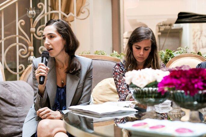 Enrica Ponzellini, direttore di Vogue Sposa - Foto: Morlotti Studio