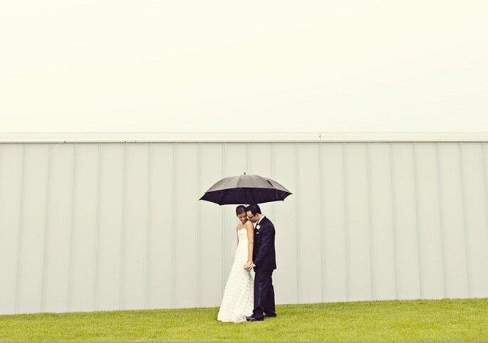 """Jessica e Tad hanno realizzato un video in 'time-lapse"""" delle loro nozze... prendete spunto! Foto: Lemon Lime Photo"""