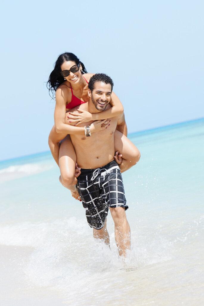 luna de miel Caribe, viaje de novios,