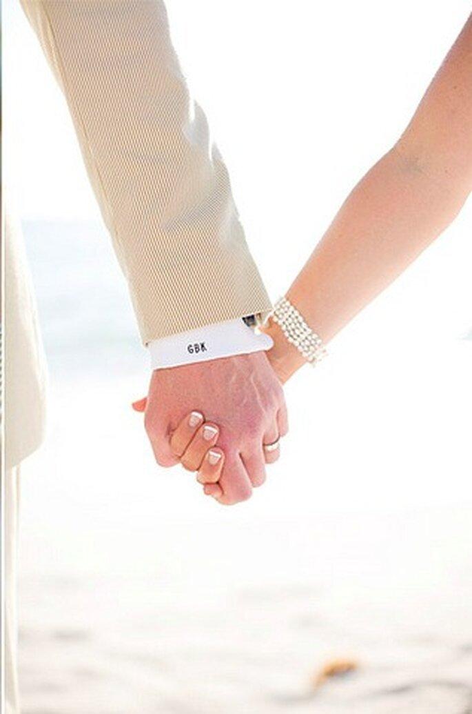 Nach der Hochzeit steht die Namensänderung an – Foto: KT Marry Photography