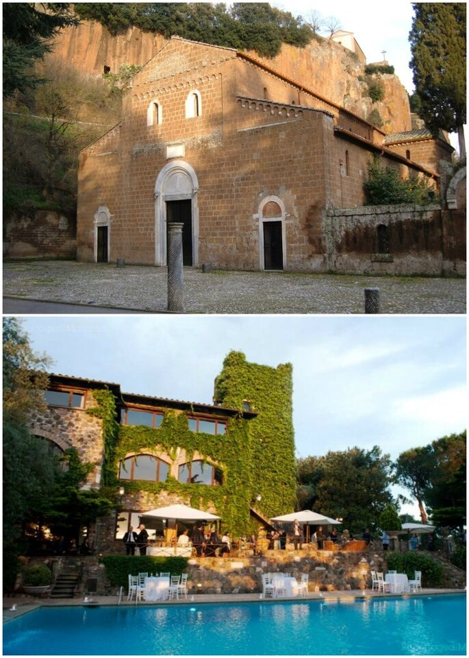 Basilica di Sant'Elia e Borgo della Merluzza