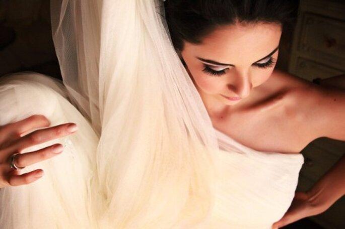 Cómo sacar lo mejor de ti el día de tu boda - Foto Roxdeluna