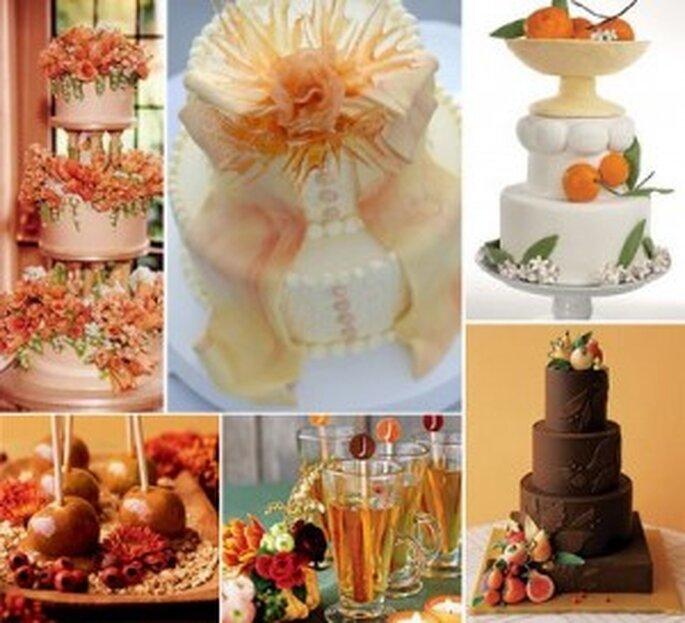 Un banchetto di nozze goloso ed allegro
