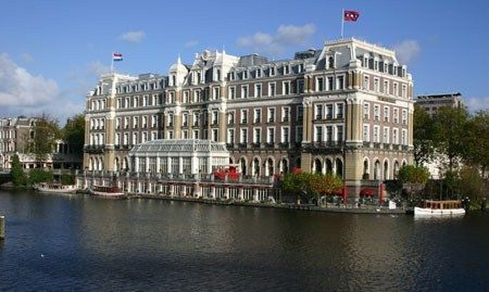 Credits: InterContinental Amstel Amsterdam