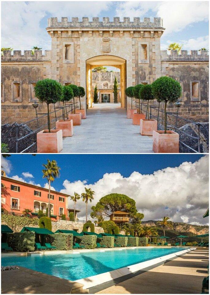 Cap Rocat Hotel y Gran Hotel Son Net
