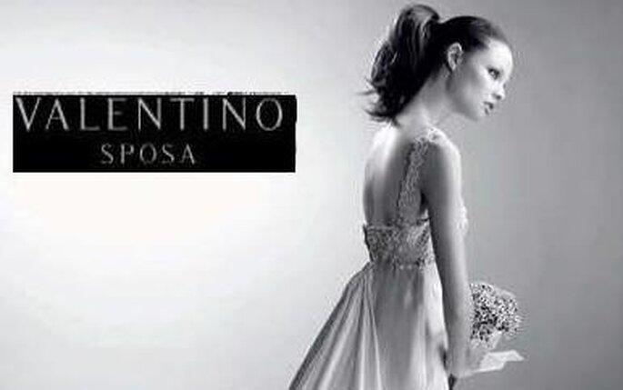 Collezione abiti da sposa lisci Valentino Sposa 2010