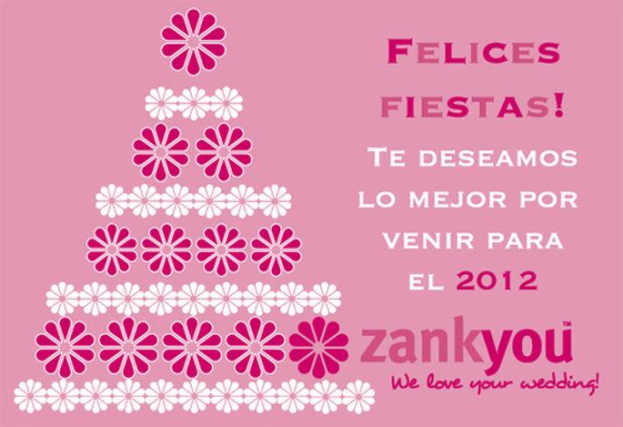 ¡La redacción de Zankyou os desea Feliz Navidad!