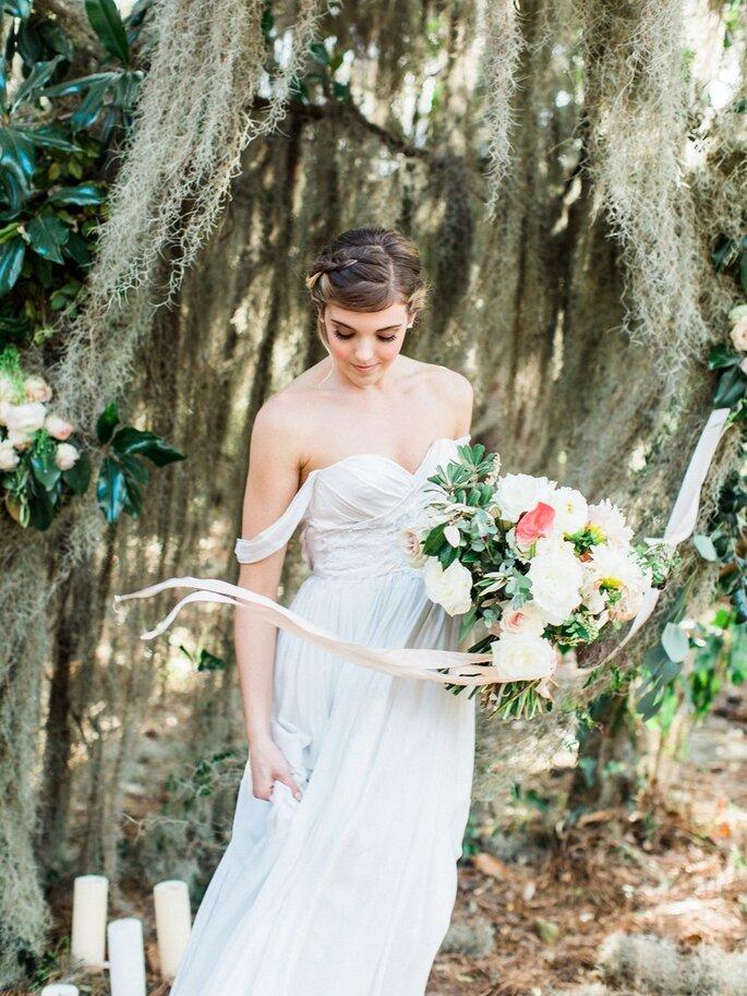 Fotografia de Eden Willow Photography via Chic Vintage Brides
