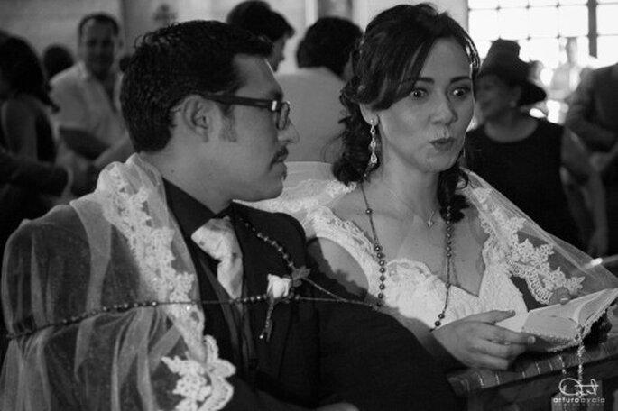 Evita las sorpresas desagradables en la fotografía de tu boda - Foto Arturo Ayala