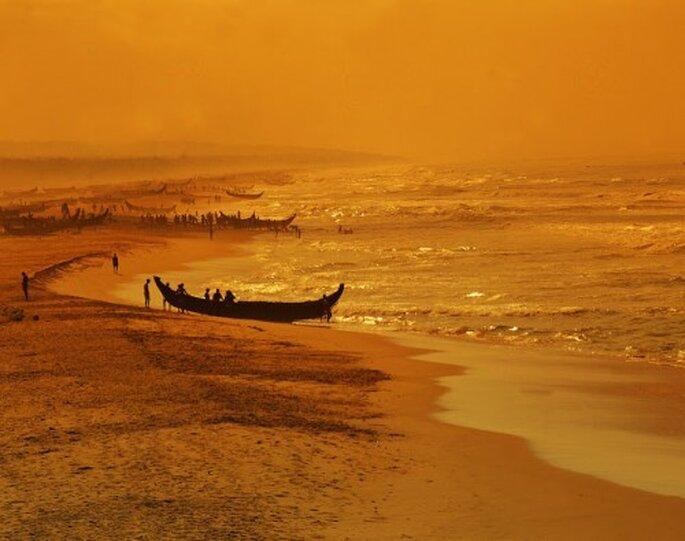 Traumhafte Strände - auch das hat Indien zu bieten. Foto: Enchanting Travers