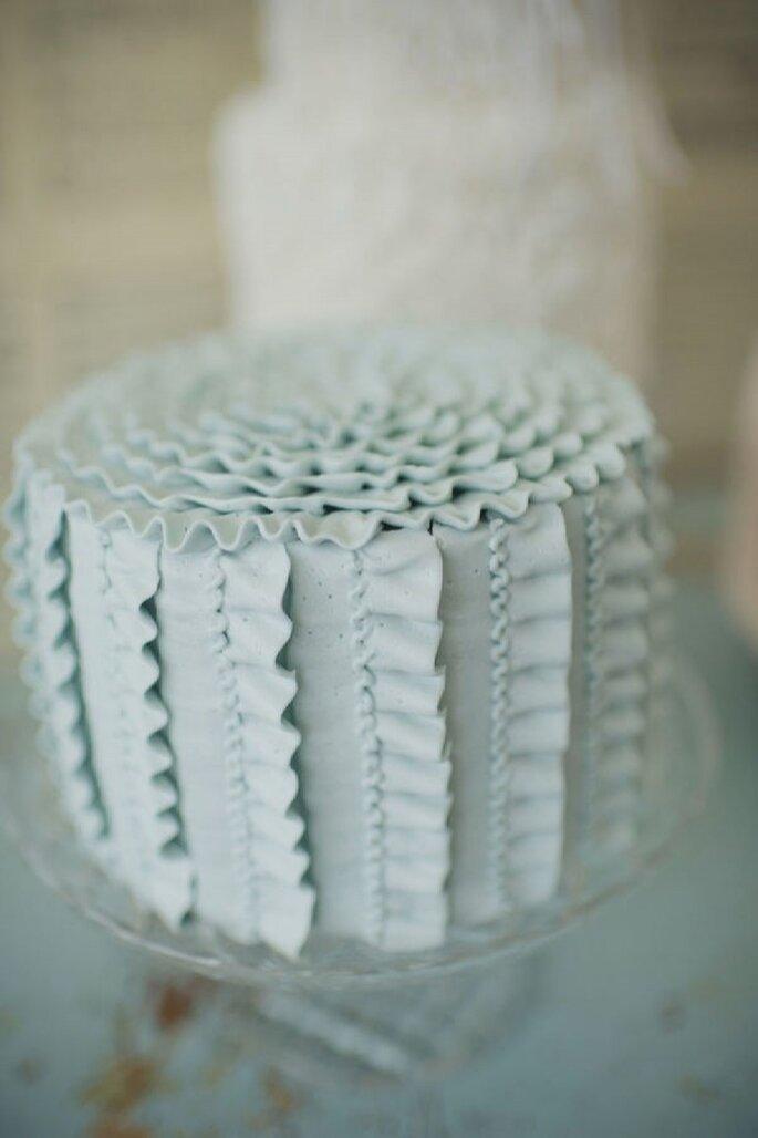 Mini pasteles de boda perfecto para tu banquete - Pobke Photography