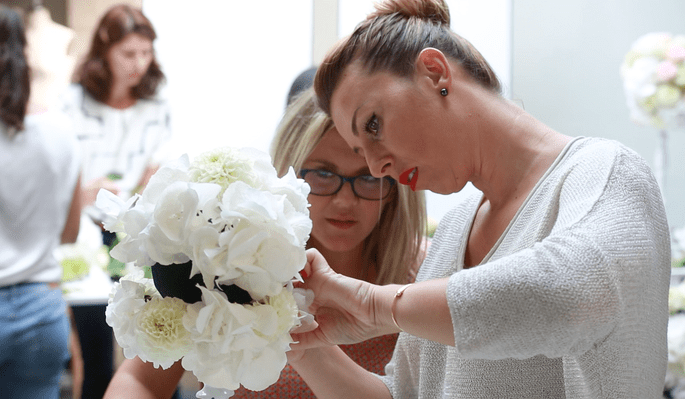 International Wedding Atelier – Wedding Workshop by Label' Emotion
