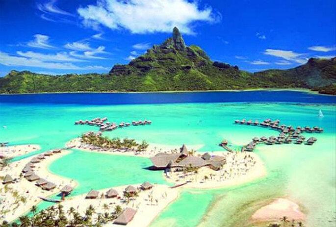 Bora Bora, un paraíso único