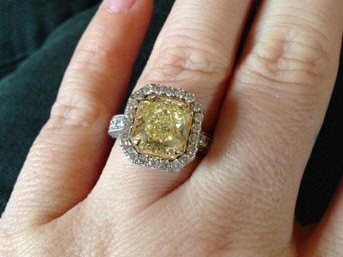 Foto de Jewelry from the Stars via Twitter.