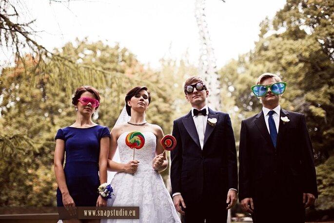 Decoración con dulces. Foto de www.snapstudio.eu/