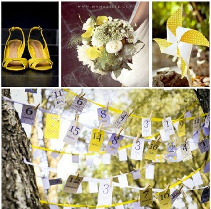 La décoration de votre mariage : votre wedding planner s'en charge ! - Photo : Mamazelle