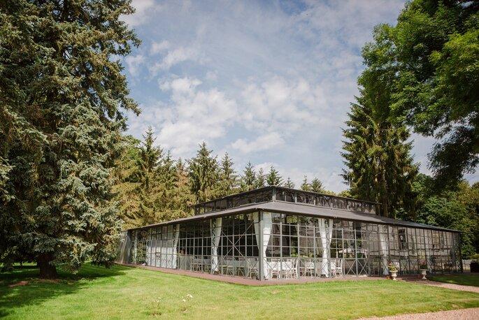 Photo : Le Pavillon de la Marquise - Château Barthélemy