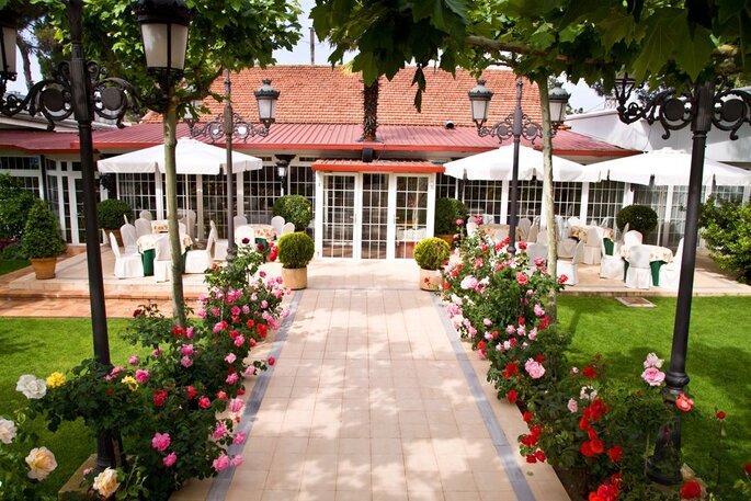 El Jardín del Mesonero