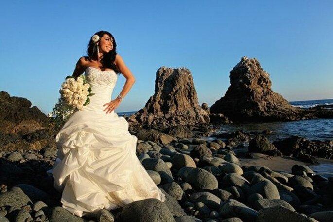 Photo de mariage. Photo de Samuel Luna.
