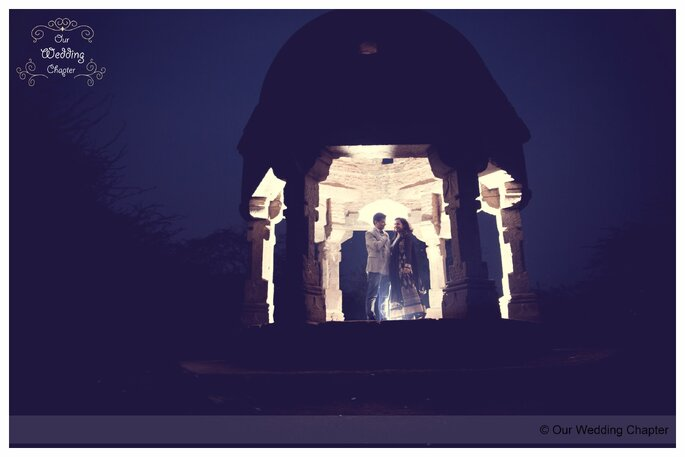 Photo: Our Wedding Chapter.