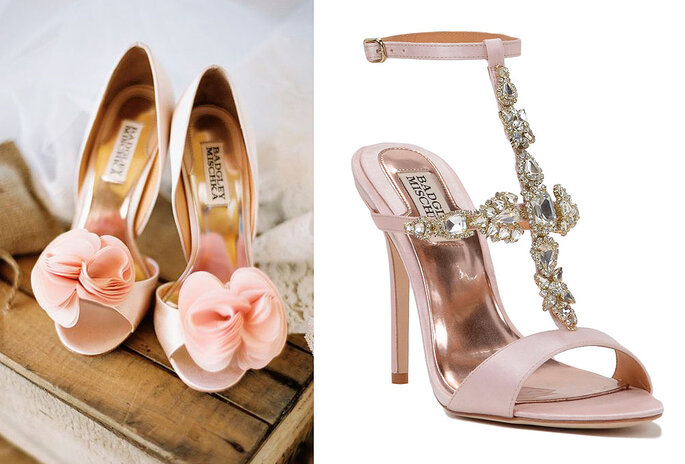 zapatos originales novia