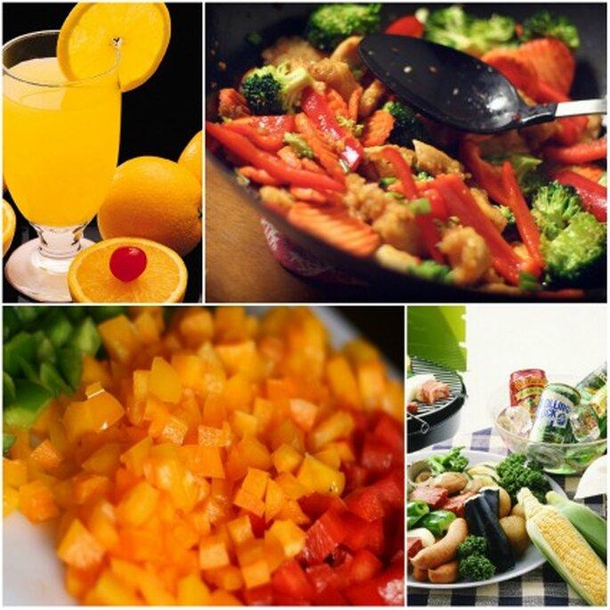Alimentos bajo sen calorias. Foto: Sup_der_ginnerobot -Inf-Izq_the trial