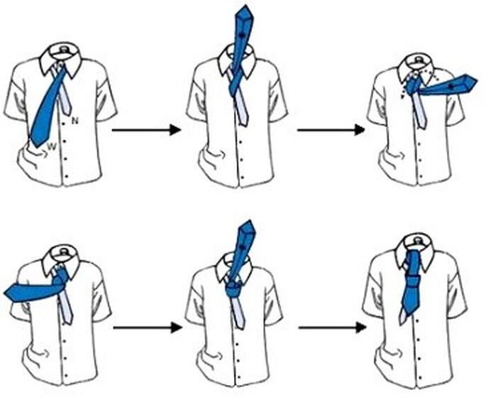 Bien nouer sa cravate