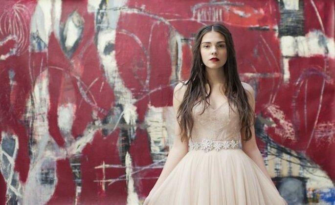 Ideas geniales para tener una boda con estilo urbano - Lela Rose