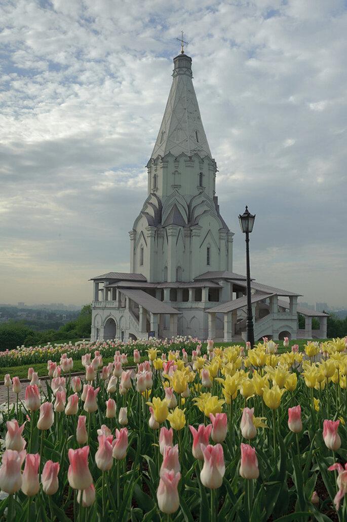 Коломенское, церковь Вознесения