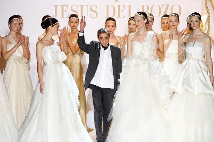 Colecções Vestidos de Noiva 2011 - Jesus del Pozo
