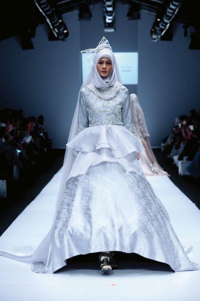 Foto via Facebook - Oki Setiana Dewi,  Jakarta Fashion Week 2017