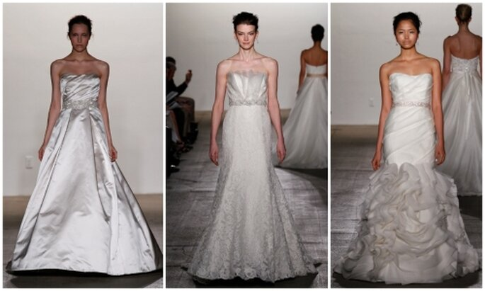 Vestido de novia 2012