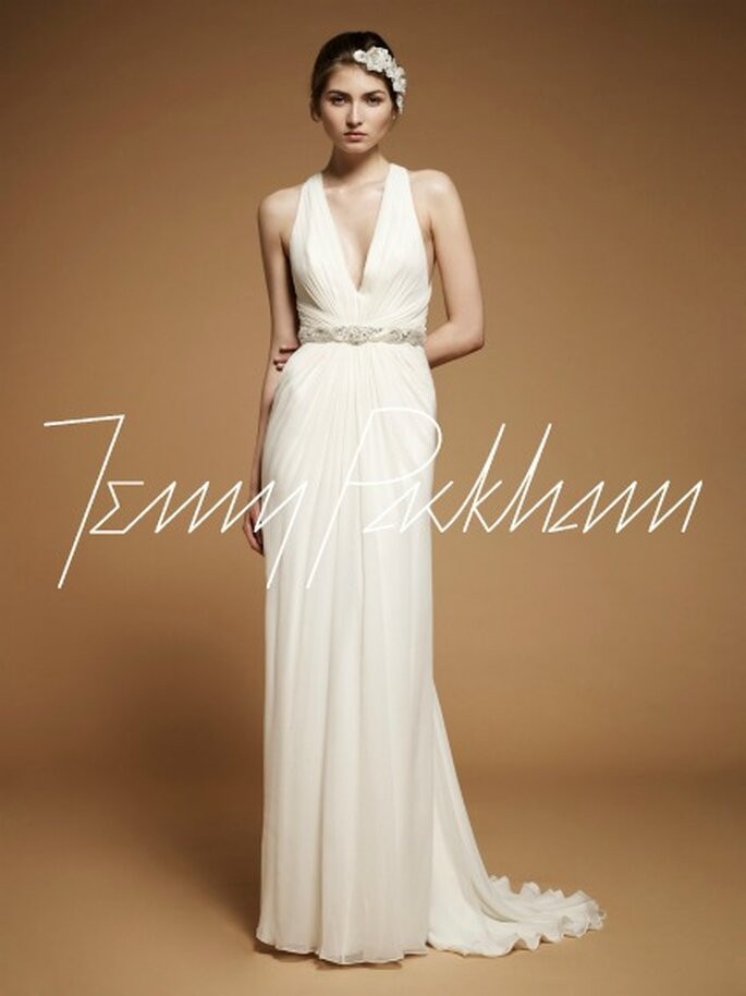 Jenny Packham Bridal Collection 2012 Mod.Anise