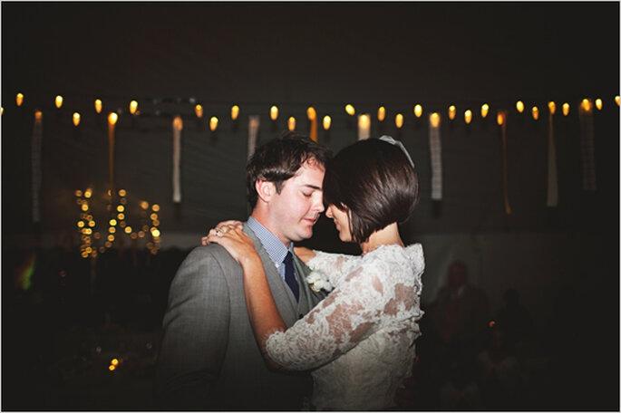 El romántico primer baile en año nuevo - Foto Love is A Big Deal