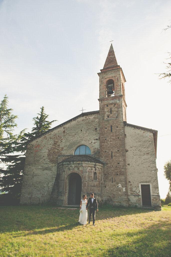 Chiesa: Santuario N.S della Bruceta