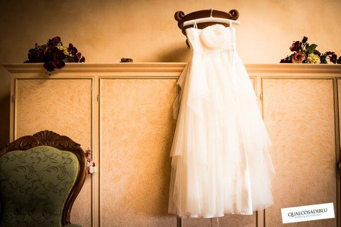 Qualcosa di Blu Wedding Photography