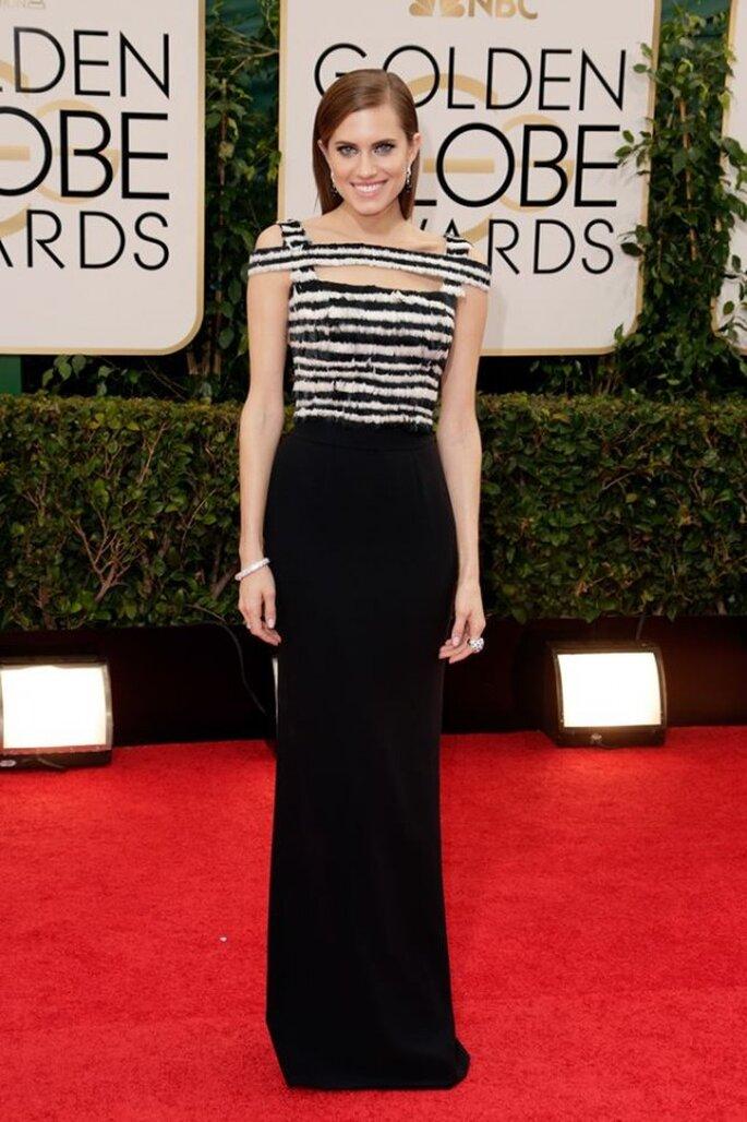 Los mejores vestidos de los Golden Globes - Foto Alexander McQueen
