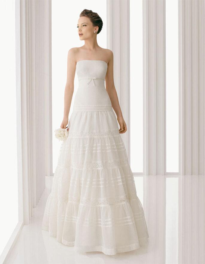 Robe de mariée Arkansas - Source : Rosa Clara 2012