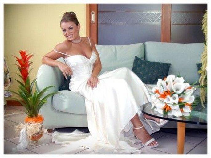 Quoi de plus féminin qu'une mariée aux courbes rebondies ? - Marinella Spose
