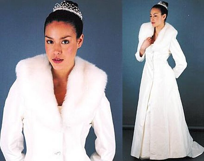 La sposa con la giacca: un must per il 2011