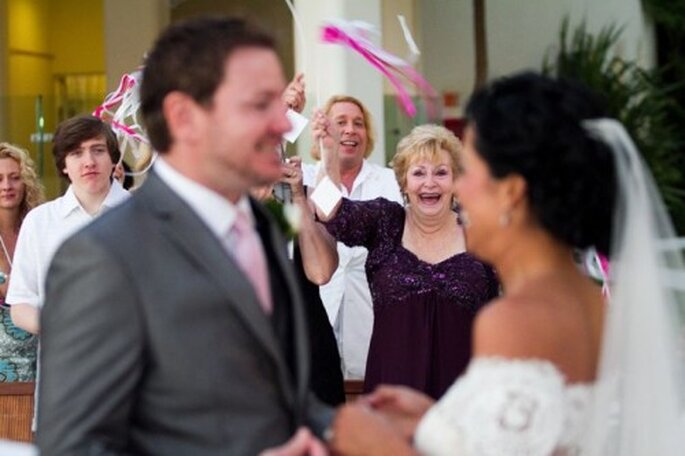 La suegra de la novia. Fotografía de Antonio Saucedo