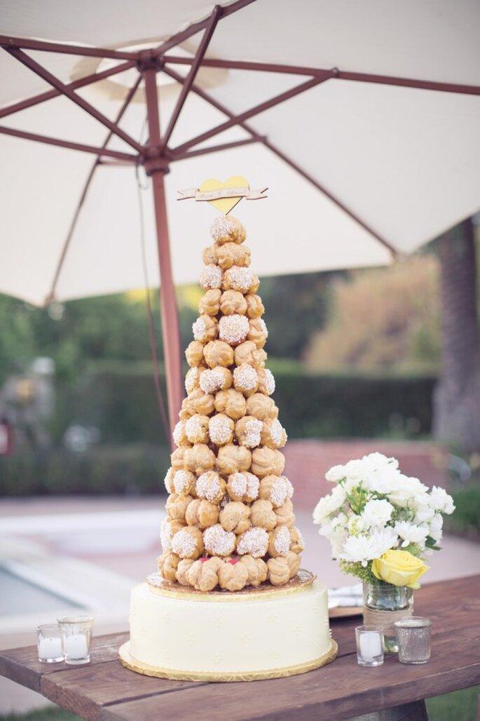 Pasteles de boda que romperán esquemas en 2015 - Foto This Love of Yours Photography