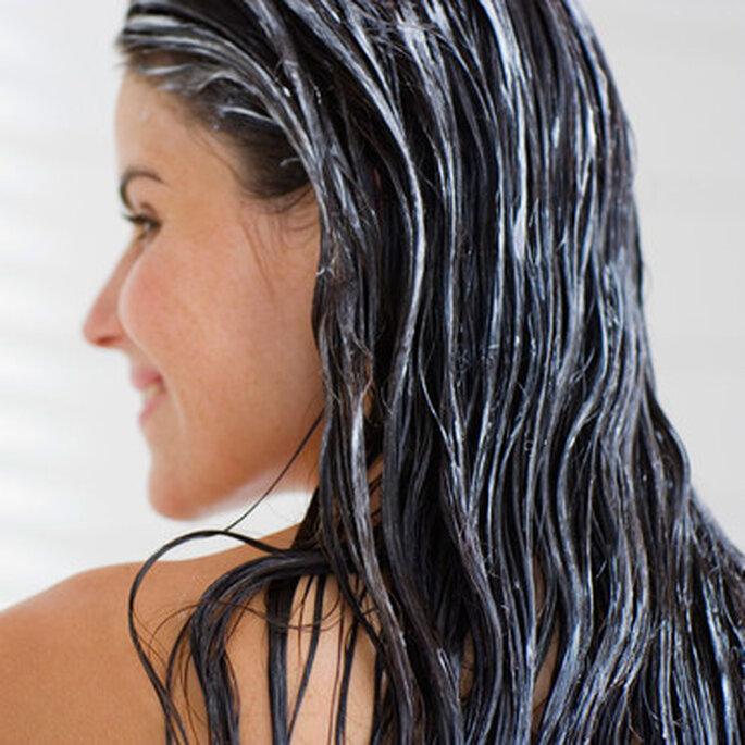 Un soin ne pourra que renforcer l'éclat et la brillance de vos cheveux...